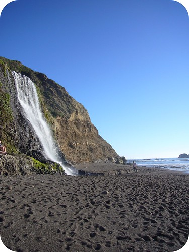Point Reyes Alamere Falls