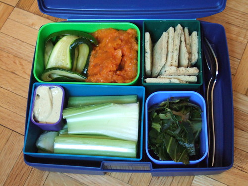 Laptop lunch two (Monday Lunchbox)