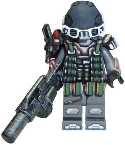 Custom minifig Emile custom lego minifigure