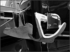 Anchor Blue ? bw (Feist, Michael - FunnyFence - catchthefuture) Tags: ocean sanfrancisco california ca bridge light sunset usa moon lighthouse reflection green art beach window water glass ferry sunrise foxy shark boat waterfall washington earthquake concert rainbow woods funny wolf kayak basket eagle wind native wizard spirit earth space stage clown tiger ghost surfing sierra canoe tsunami corona pomo yosemite zen sound elin balance indians orca lightning newmoon enlightenment earthquakes tornado feist strait wolves typhoon puget frisco bluemoon ohlone seirra miwok doane catchthefuture
