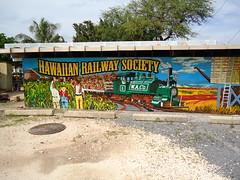 DSC00133 (fightingforward) Tags: railroad heritage abandoned train army hawaii ruins oahu wwii navy trains historic ewa abandonedpl