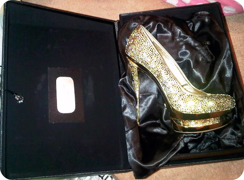 adrienne maloof shoes. Adrienne Maloof had these on
