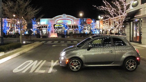 1 & Only FIAT @ Bob-Boyd FIAT- Columbus, OH