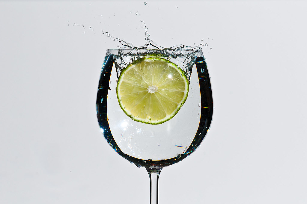 Week 8 - Splash of Lime