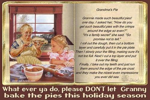 Granny's Pies