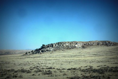 Wyoming Winter Landscape