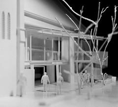 Model - Entrance