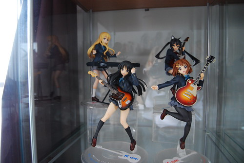 Alter K-On! figures