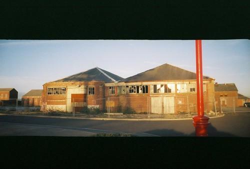 Derelict Buildings, Explosion Museum