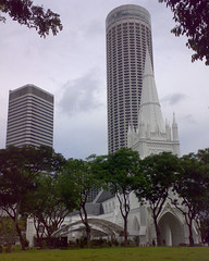 Saint Andrews Church, Singapore