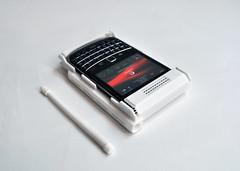 B100 Nostalgic Case for Blackberry Bold 9700/9780