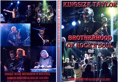 Nick Oosterhuis / Brotherhood of Rock DVD