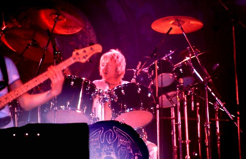 1977 Queen Roger Taylor Drums A Photo On Flickriver