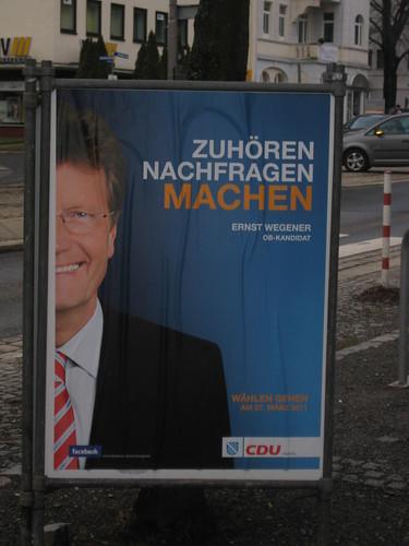Die CDU Kassel und ihr halber Kandidat