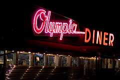 The Olympia Diner (The Berlin Turnpike) Tags: