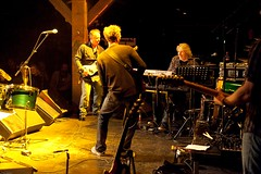 Nick Oosterhuis with Ian Cussick Band