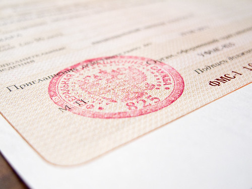 Russian Visas – the basics