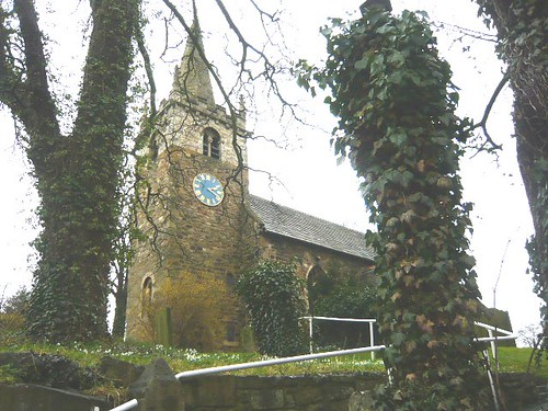 ledsham church