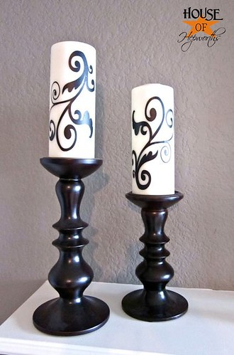 SilhouetteCandles1