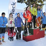 Enquist-Saturday Ladies Podium