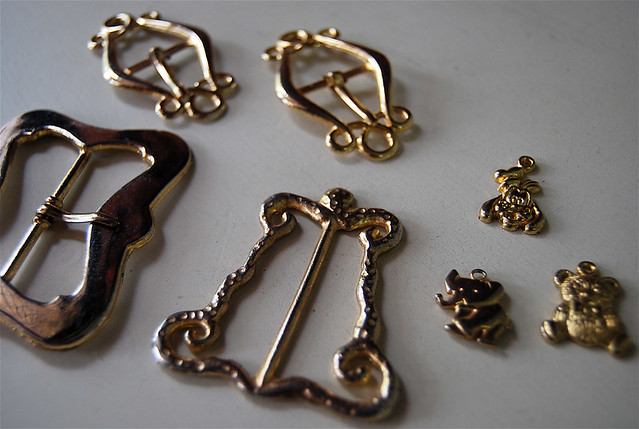 charms & buckles