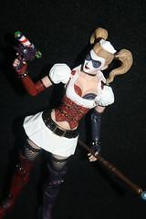 Arkham Asylum-  Harley Quinn
