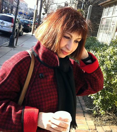 actress Pierlisa Chiodo-Steo