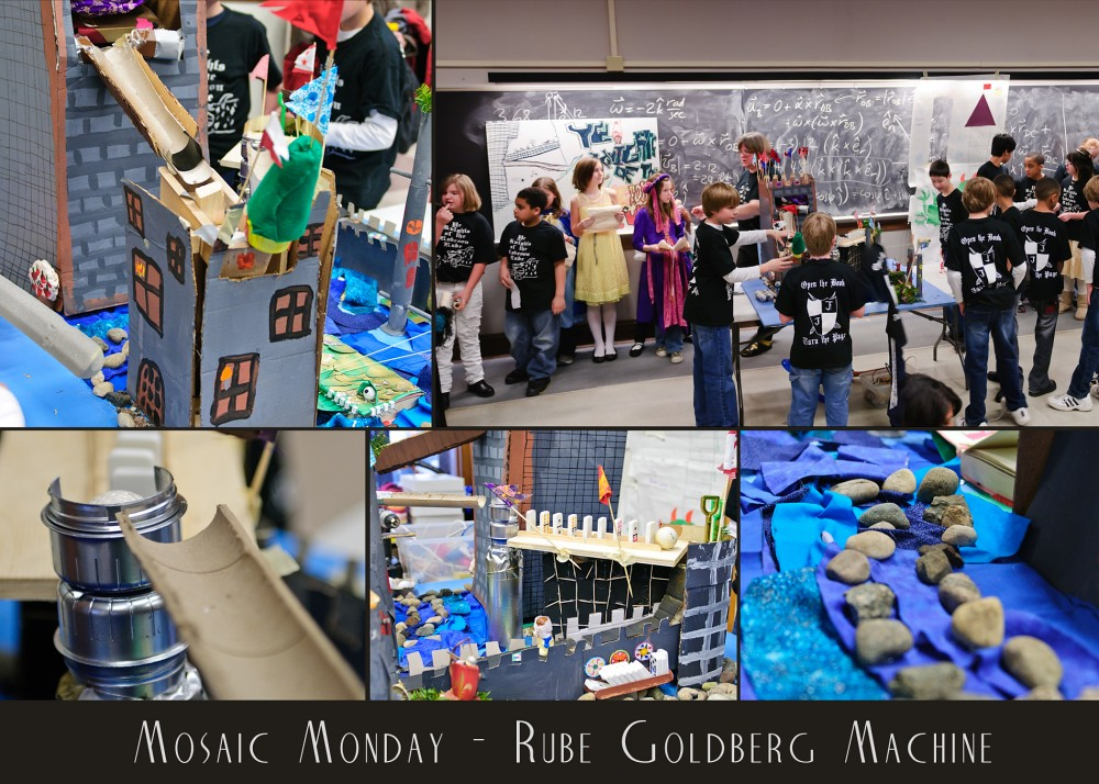 The Rube Goldberg Competition