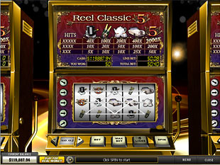 Reel Classic 5 slot game online review