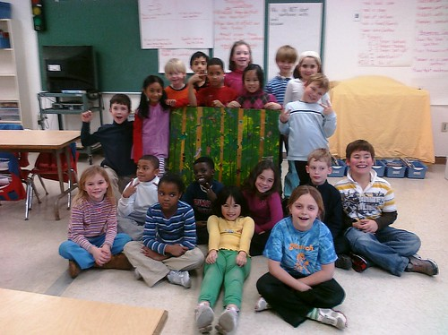 The rainforest piece