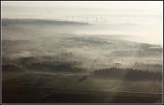 Renania (DavideITA) Tags: fog canon 50mm airport frankfurt nebbia rheinland germania hahn deutchland hhn renania