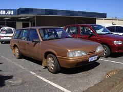 2010.03-17.1113 1987-'89 Holden Camira JE. Albany, S.Coastal WA 6331 (mwe152) Tags: gm australia albany wa cavalier westernaustralia holden camira jcar southcoastal