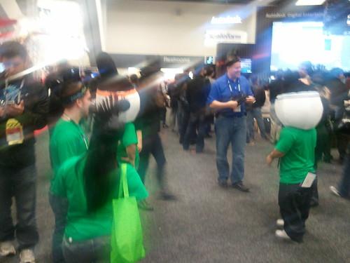 Zeevex Use Of Little People At GDC 2011 Disturbing