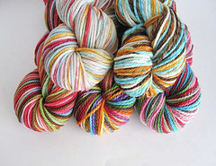 custom yarn slot w/stacy