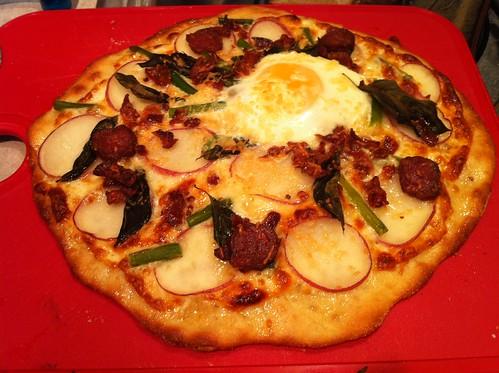 Dear Shern, thanju for the pizza crust recipe