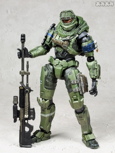 Halo Reach Square Enix Play Kai figures