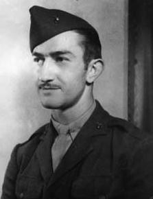 Sgt. Herbert J. Thomas, for whom Thomas Hall at Virginia Tech is named.