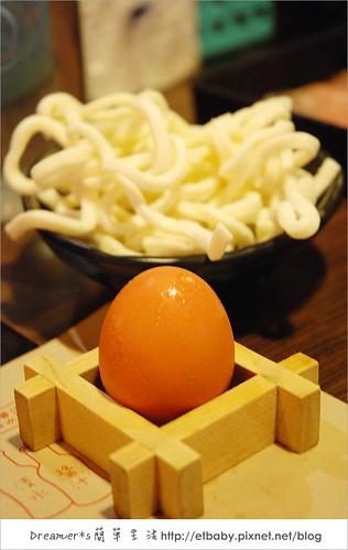 蛋、烏龍麵