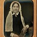 Widow with a Book, 1/9th-Plate Daguerreotype, Circa 1845