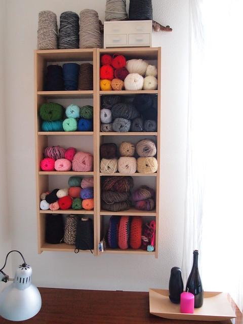 El rincón de las lanas