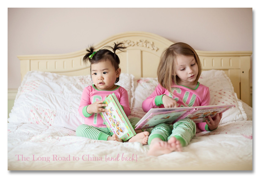 Each Reading their own books BLOG