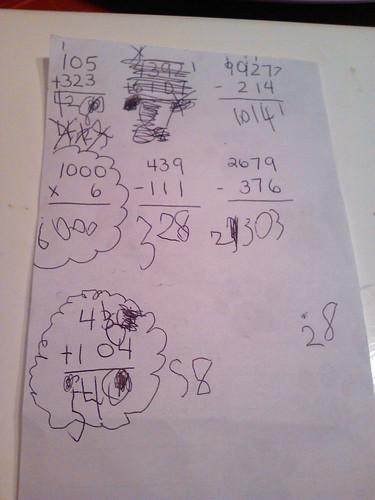 augustine's math