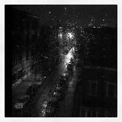 Bonus 365 - Rainy Window (Revisited)