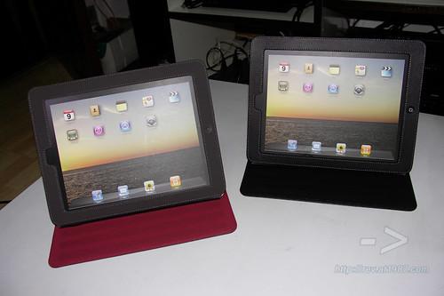 Belkin Verve Folio Stand & Flip Folio Stand for iPad 2