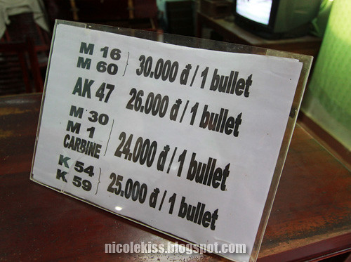 bullet prices