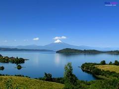 LAGO LLANQUIHUE | CHILE (Pablo C.M || BANCOIMAGENES.CL) Tags: chile lago paisaje postal lagollanquihue puertooctay regindeloslagos islabonita