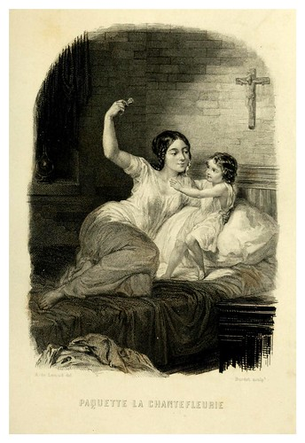 009-Paquita la cantadora--Notre-Dame de Paris 1844- edicion Perrotin Garnier Frères