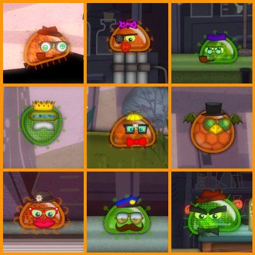 Tales from Space: About a Blob costume DLC