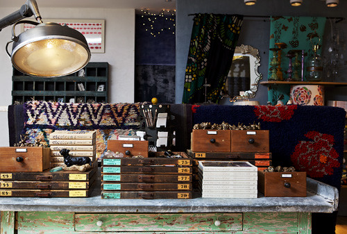 new decorator shops IN anthropologie