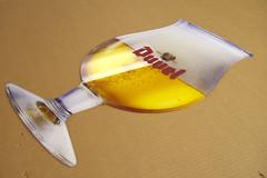 Duvel Plex (David No) Tags: beer lumix acrylic ale panasonic plexiglas belgian duvel jeti flatbed gandi plexiglass plex inkjet lx3